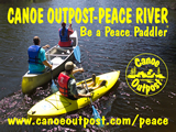 Be a Peace Paddler! Paddle the Peace in Arcadia