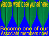 Want your ad here? Become an associate member now!