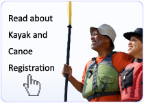 Kayak and Canoe Registration